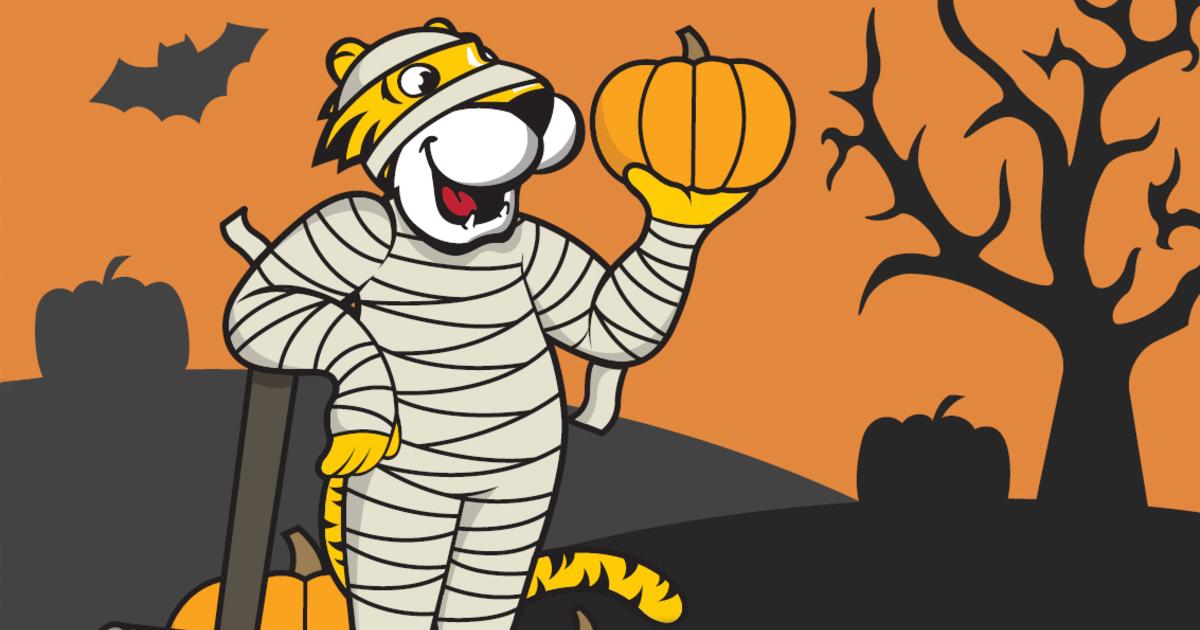 Towson University The Great Pumpkin Smash