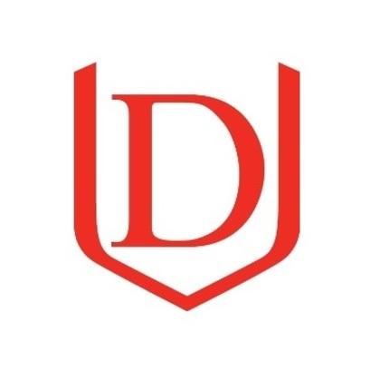 Classic red u logo