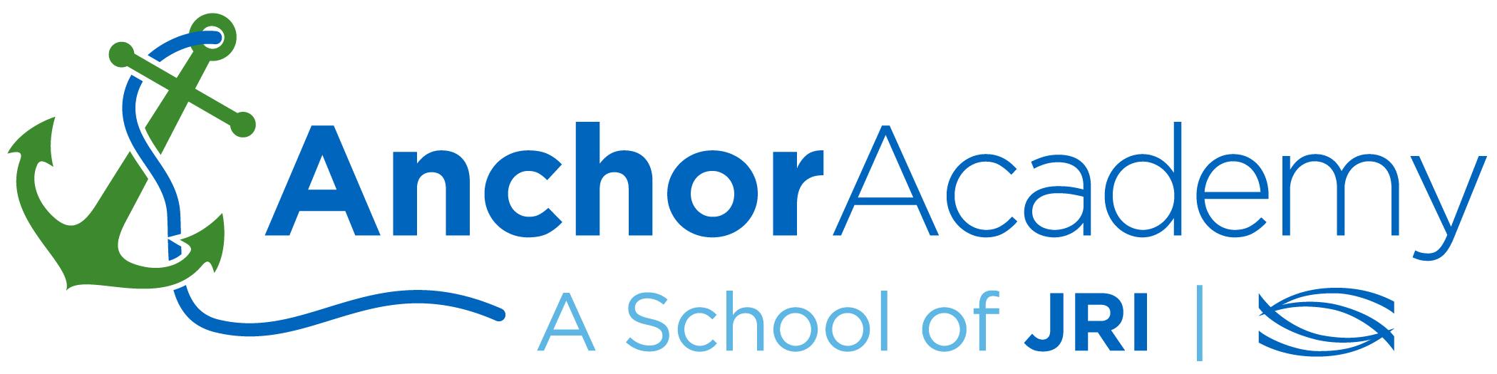 Classic anchoracademy logo tagline horiz rgb