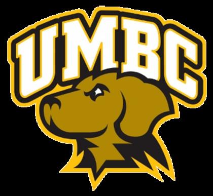 Classic umbc retriev logo
