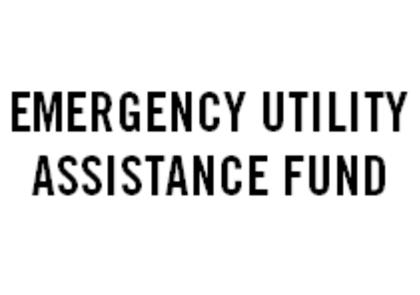 Classic utility assistance logo