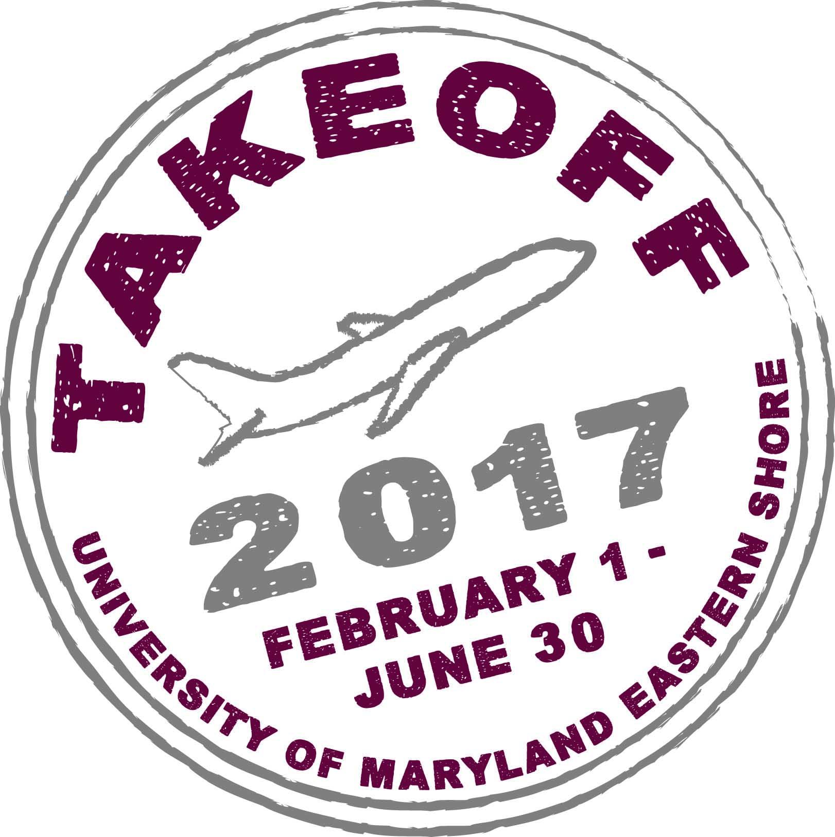 Classic takeoff logo