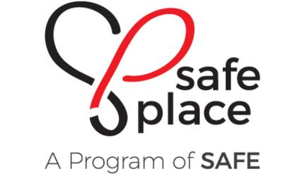 Classic safeplace logo 2016 tagline color web