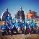 Small flag football team