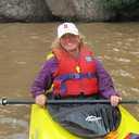 Small laura in kayak