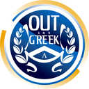 Small outandgreek logo
