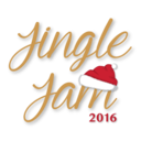 Small jingle jam logo