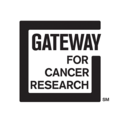 Small gateway cancer research logo