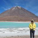 Small volcano hannah