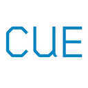 Small cue logo square