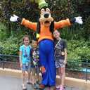 Small trout kids and goofy