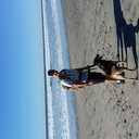 Small beach ruck with buddy
