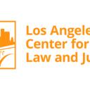 Small laclj brighter orange logo