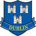 Small cc10 dublin crest sticker new 1