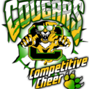 Small cougars competitive cheer gym 2014 front
