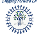 Small stepping forward la logo
