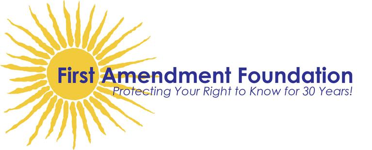 FIRST AMENDMENT FOUNDATION INC