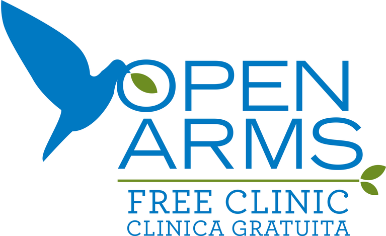 OPEN ARMS FREE CLINIC INC logo