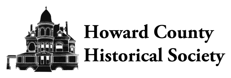HOWARD COUNTY HISTORICAL SOCIETY INC