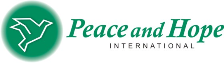 PEACE AND HOPE INTERNATIONAL logo