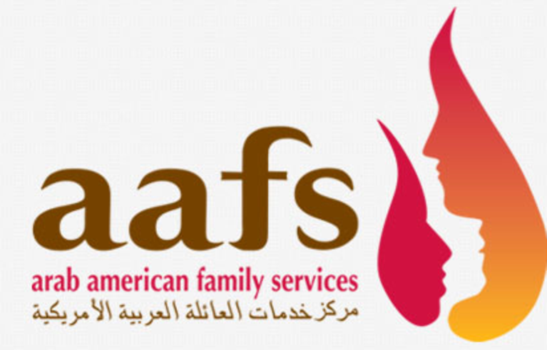 Arab American Family Services logo