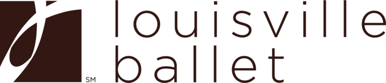 Louisville Ballet  logo
