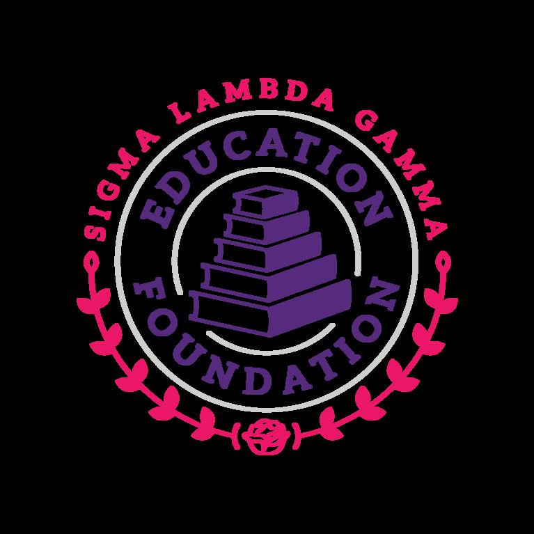 Sigma Lambda Gamma Education Foundation logo