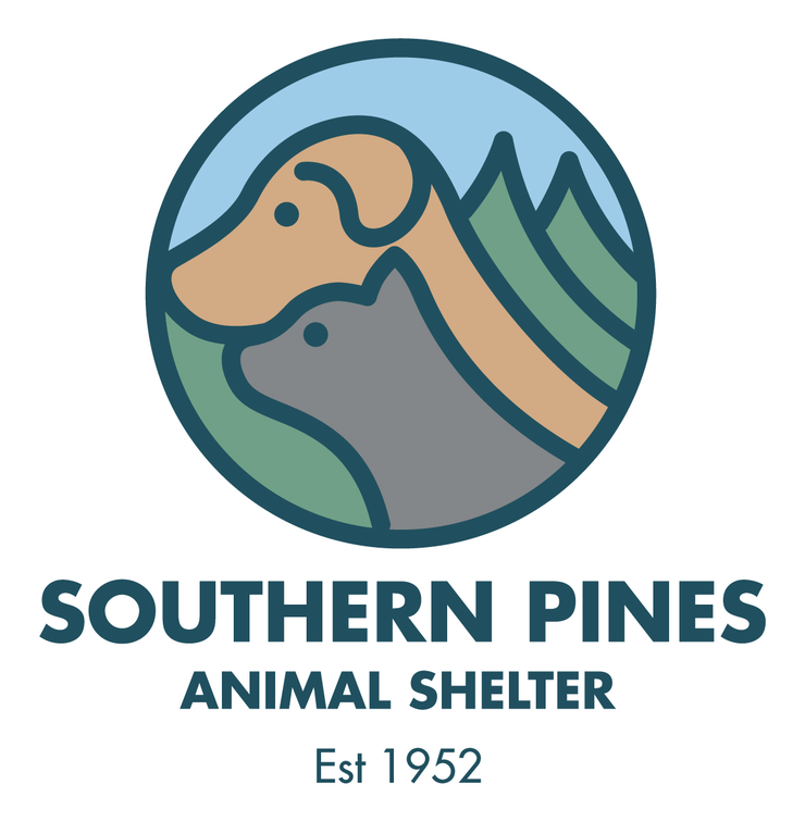 Southern Pines Animal Shelter logo