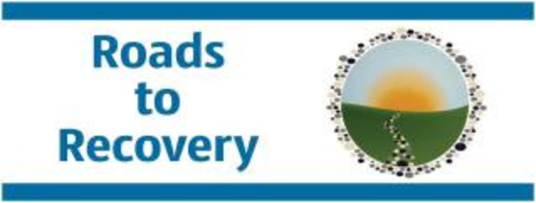 Roads to Recovery logo