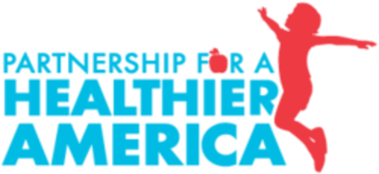 The Partnership For A Healthier America  logo
