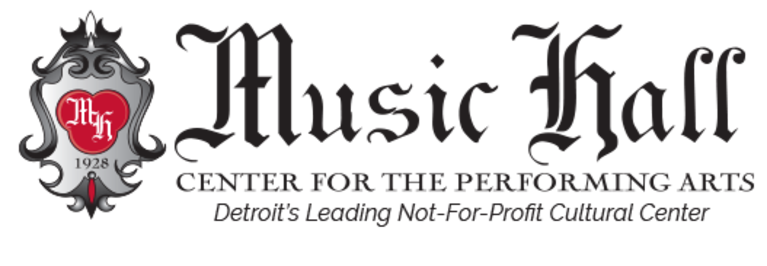 Music Hall Center for the Performing Arts Inc logo