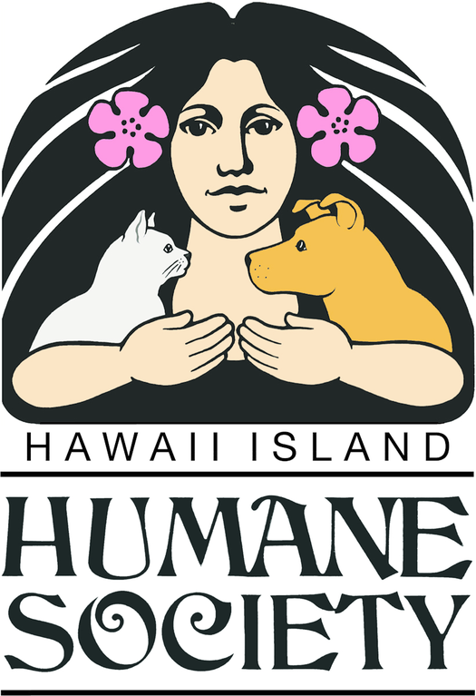Hawaii Island Humane Society logo