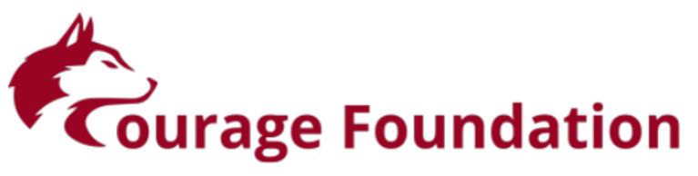 Courage Foundation logo