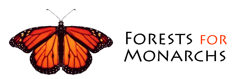FORESTS FOR MONARCHS, LA CRUZ HABITAT PROTECTION PROJECT logo