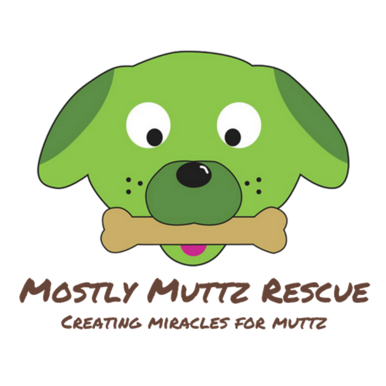 Mostly Muttz Rescue, Inc. logo