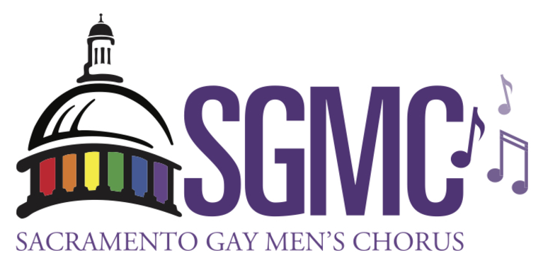 Sacramento Gay Men's Chorus logo