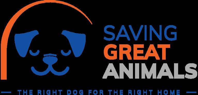 Saving Great Animals logo