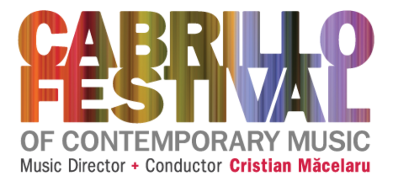 Cabrillo Festival of Contemporary Music logo