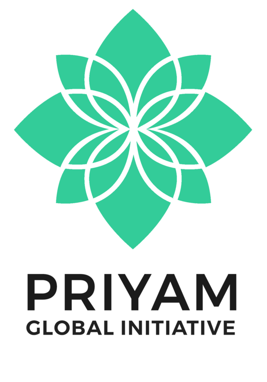 PRIYAM GLOBAL logo