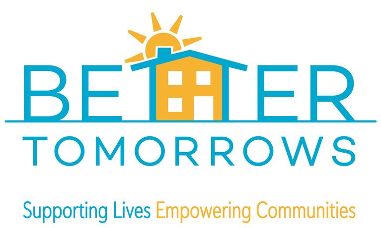 Better Tomorrows logo