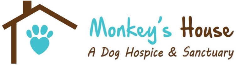Monkey's House a Dog Hospice and Sanctuary logo