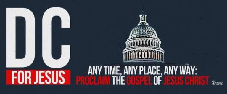 DC FOR JESUS