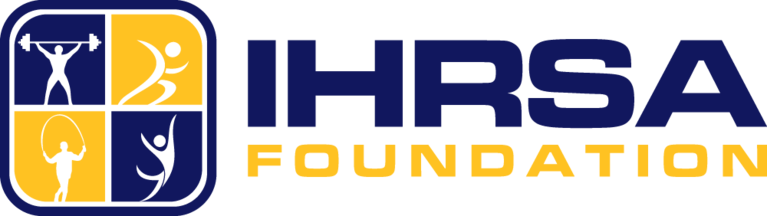 IHRSA Foundation logo