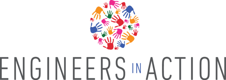 Engineers in Action logo