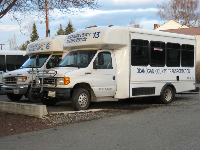 Okanogan County Transportation and Nutrition