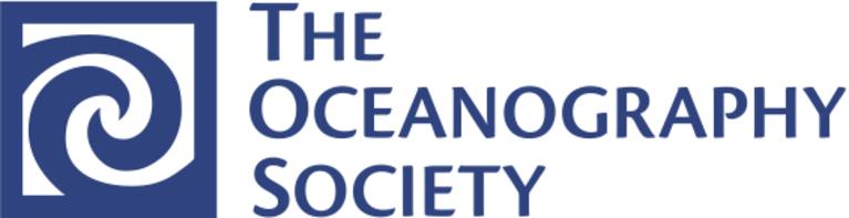The Oceanography Society logo
