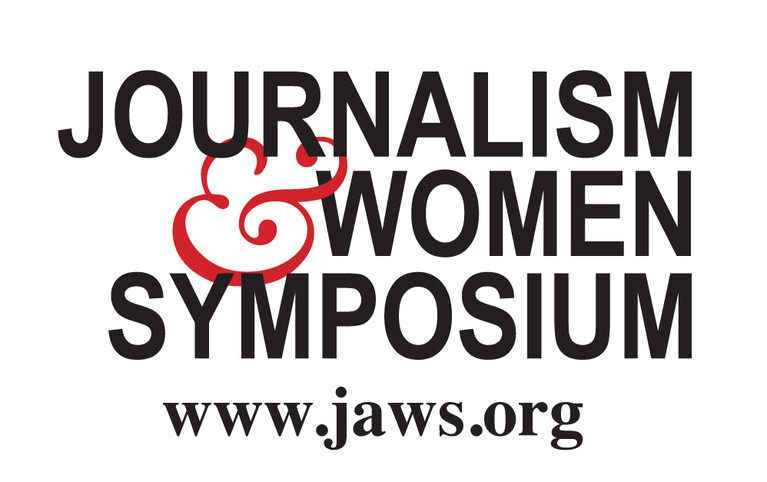 JOURNALISM AND WOMEN SYMPOSIUM logo