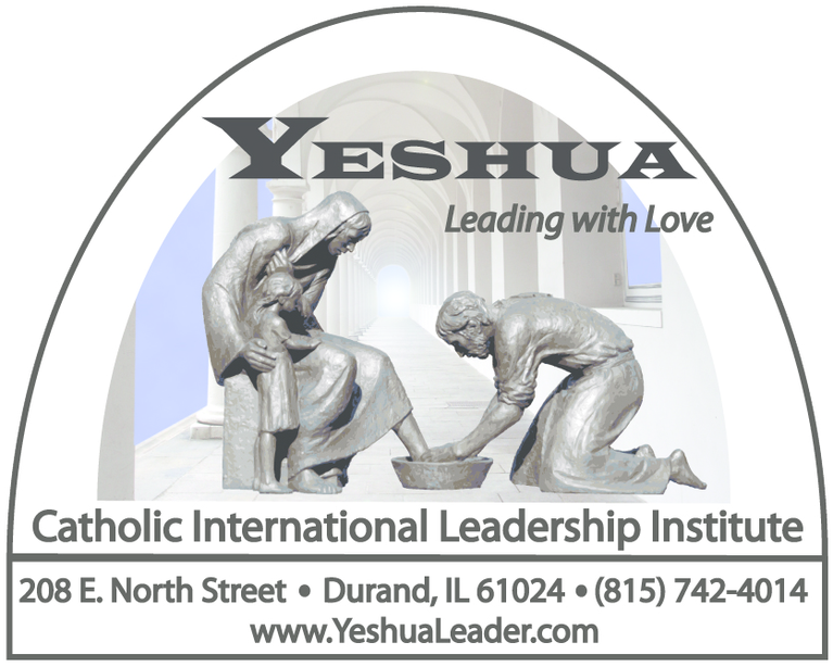 Yeshua Catholic International Leadership Institute logo