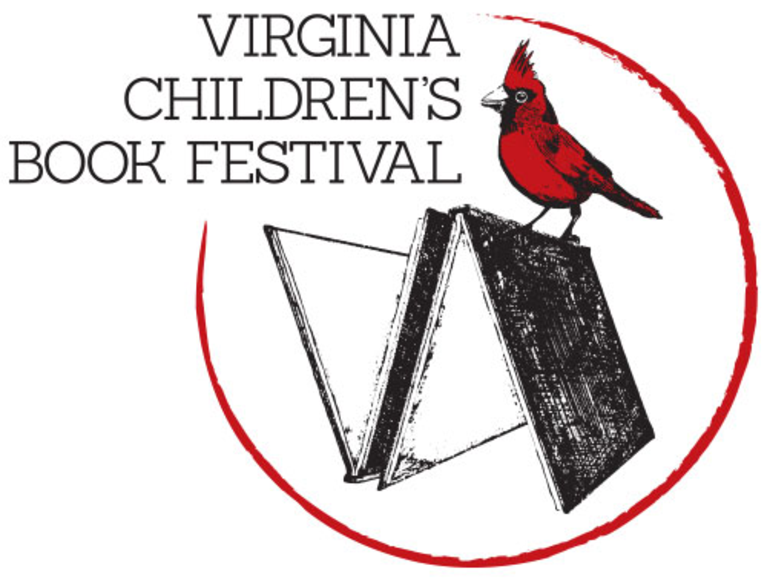 Virginia Children's Book Festival logo
