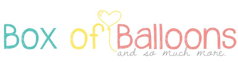 Box of Balloons logo